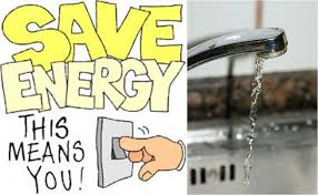 Save Energy and Water