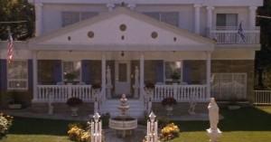 big fat greek wedding house