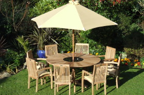 Five Essentials for An Outdoor Living Space